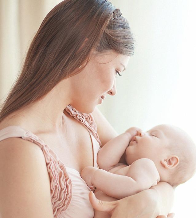 女医の院長と女性スタッフによる、女性専用クリニックです。すべての世代の女性の健康を支えます。
